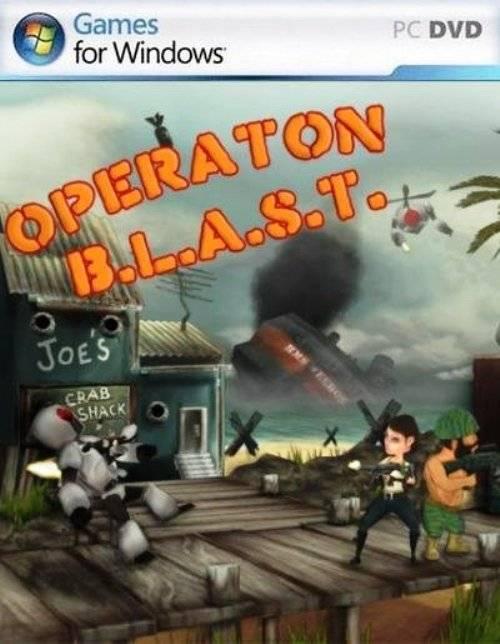 Operaton B.L.A.S.T   (2011/ENG/PORTABLE)