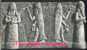 الأصول الوثنية للمسيحية السمكة