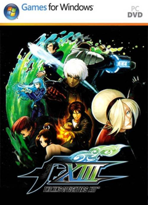King of Fighters XIII  (2011/ENG/JAP/FULL/ISO/DWI)