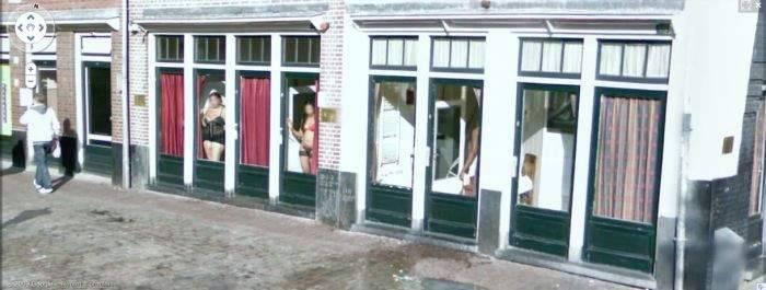 Google Street View i najstarszy zawód świata 9