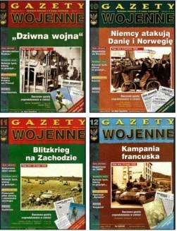 Gazety Wojenne - 65.66.67.68 [ i poprzednie numery ]