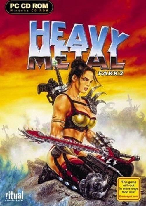 Heavy Metal F.A.K.K. 2  (2000/MULTI2/REPACK/R.G. Catalyst) + SPOLSZCZENIE