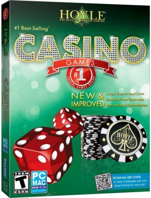 Hoyle Casino Games 2012  (2011/ENG/FullRip/BACKLASH)