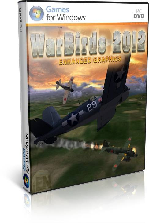 WARBIRDS 2012  (2011/ENG/FULL/FiGHTCLUB)