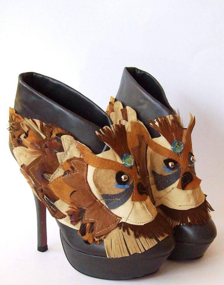 Najdziwniejsze buty #7 3
