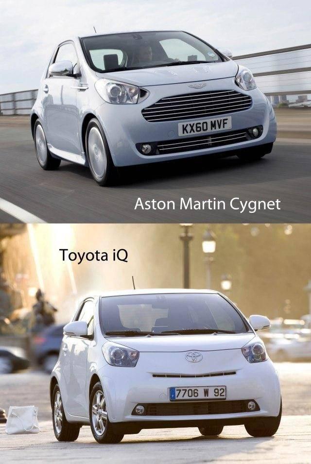 Podejrzanie podobne samochody 13
