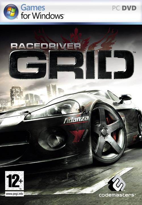 Race Driver: GRID (2008) RePack by RG Catalyst