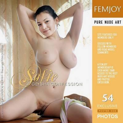 FEMJOY - Sofie - Geisha Confession