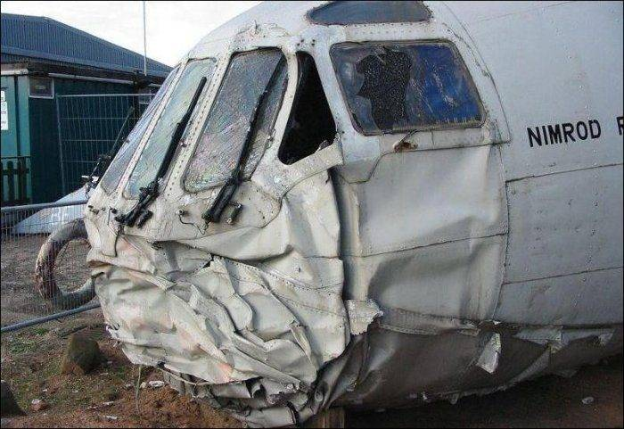 Nietypowe wypadki lotnicze 12