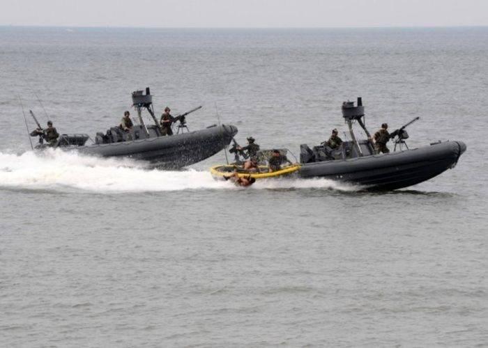 Trening Navy SEALs 1