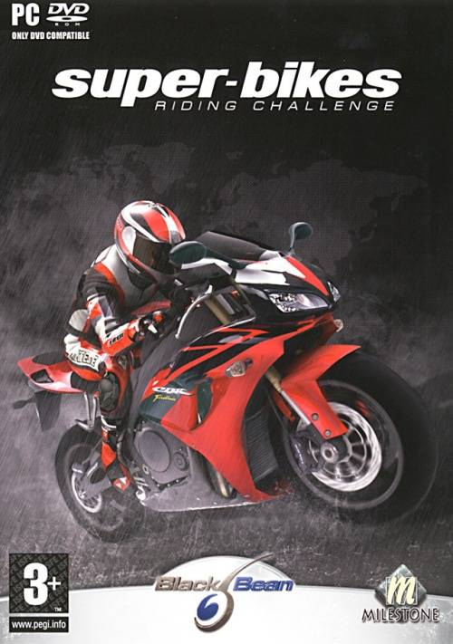 Super Bikes Riding Challenge  (2006/MULTi5/PORTABLE)