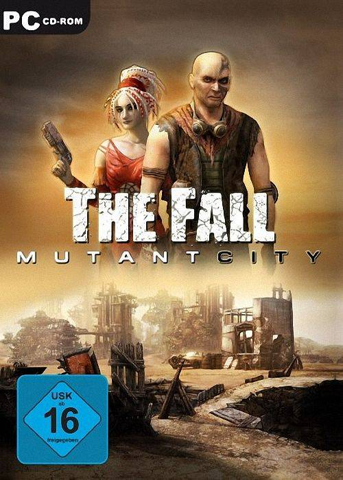 The Fall: Mutant City  (2011/GER/PORTABLE)