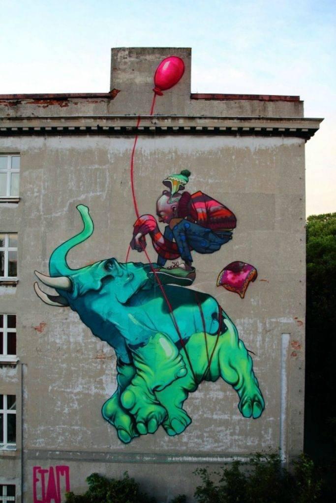 Street art: podsumowanie roku 2011 32