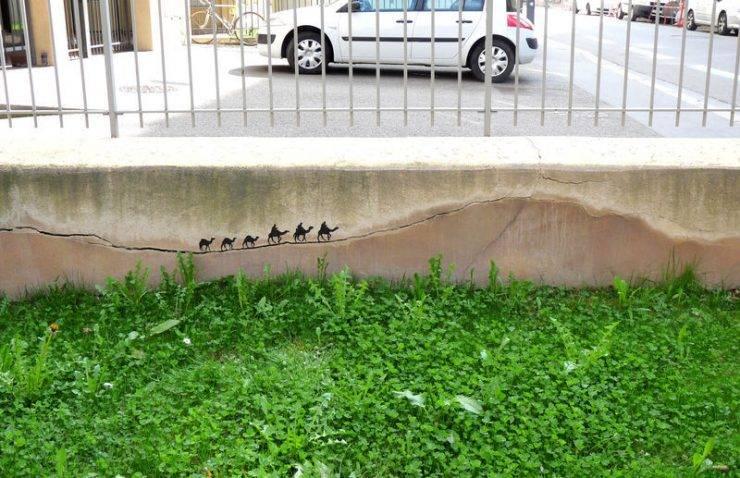 Street art: podsumowanie roku 2011 40