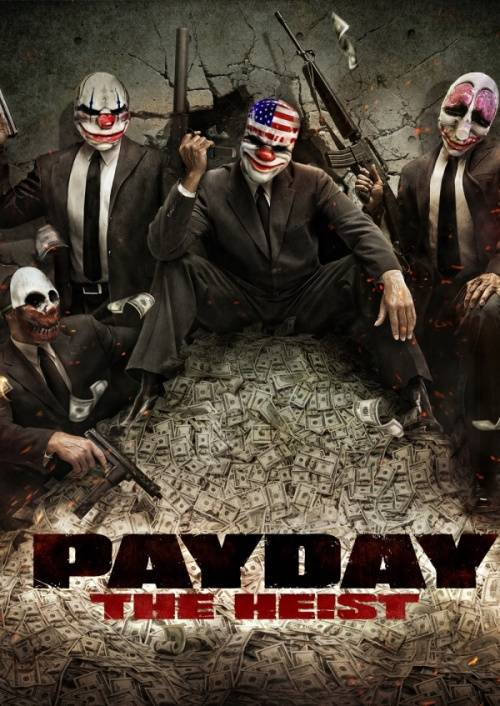 PayDay: The Heist + Update 1,2  (2011/MULTi4/REPACK/SxSxL)