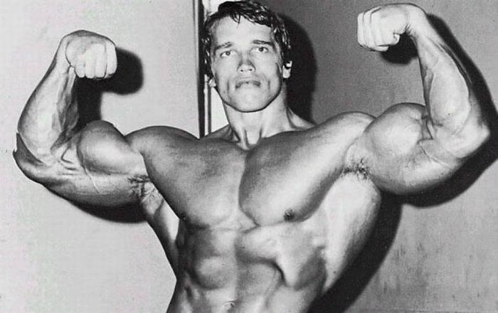 Arnold Schwarzenegger 89