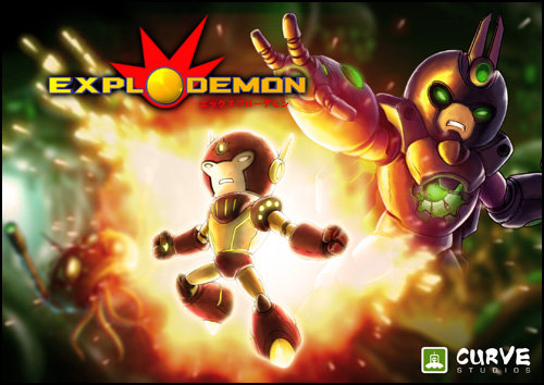Explodemon! (2011/MULTi4/REPACK/Dark Angel)