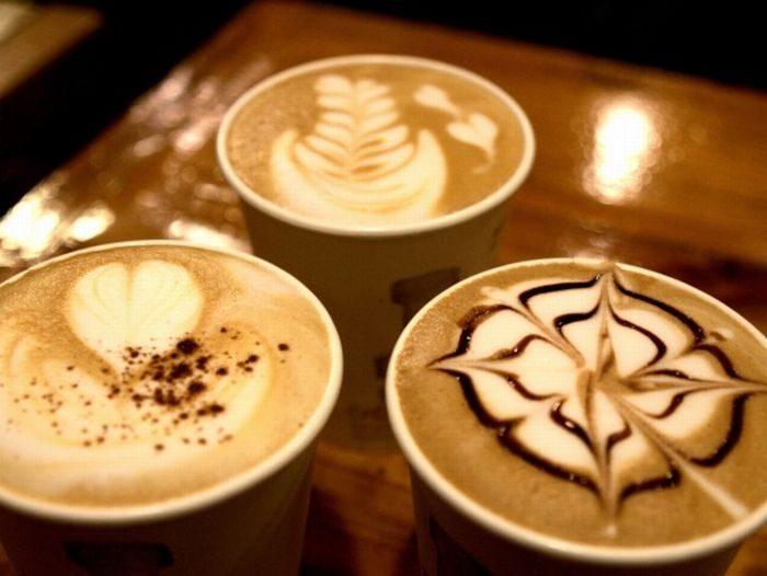 Coffee art #3 38