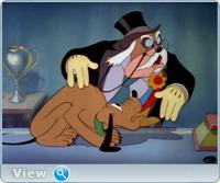 ��������� ����� ������: ����� ���� � �����. ����� 1-2 / Walt Disney Treasures: Mickey Mouse In Living Color (1935-1995) DVDRip