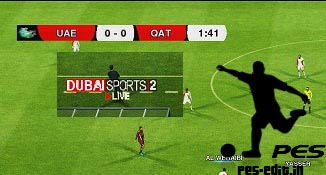 PES 2012 DubaiSport 2 Scoreboard By NaderShah