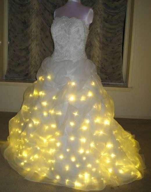 Nietypowe suknie ślubne 7