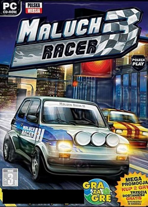Maluch Racer  (2003/PL/PORTABLE)