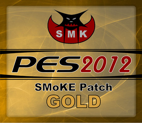 PES 2012 SMoKE Patch 4.5.0 GOLD