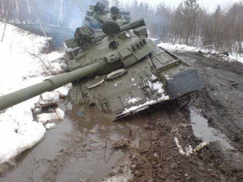 Drogi w Rosji 5