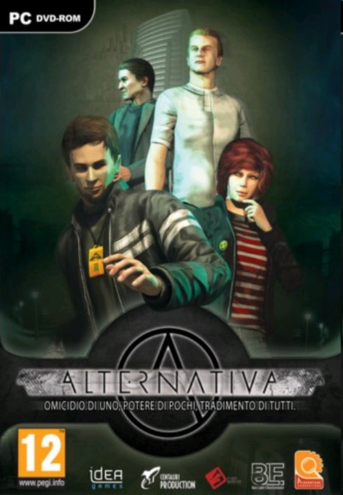 Alternativa  (2010/ENG/FullRIP/TPTB)