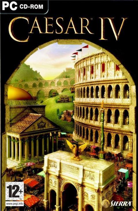 Caesar IV / Cezar IV  (2006/MULTi2/REPACK/R.G. ReCoding) + SPOLSZCZENIE
