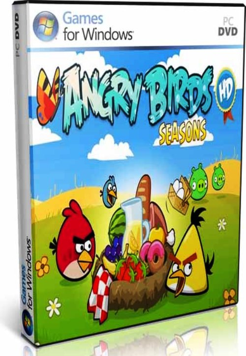 Angry Birds Seasons v2.2.0  (2011/ENG/FULL/THETA)
