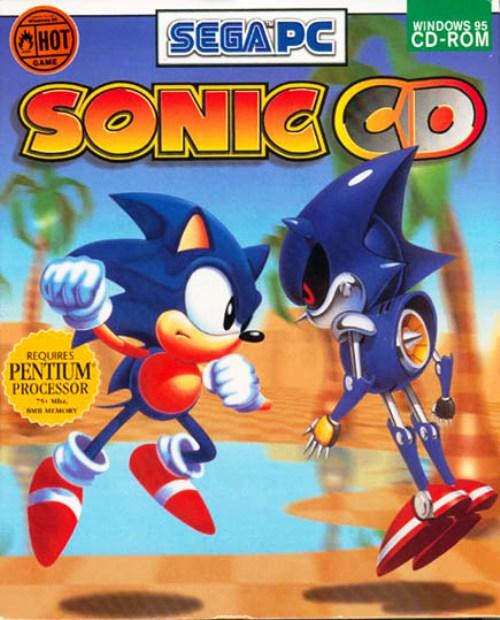 Sonic CD  (2012/MULTi5/PORTABLE)