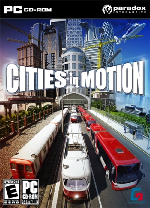 Cities in Motion Collection  (2011/MULTi4/FULL/0?0007)