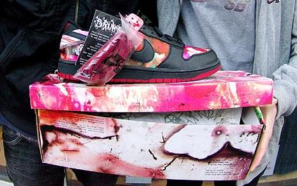 Nike SB Pushead Dunk low 2005