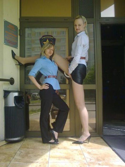 Wysokie kobiety #2 8
