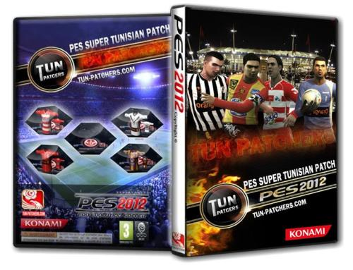 PES Super Tunisian Patch & FiFa Club World Cup (2012 Africa Cup of Nations Version)