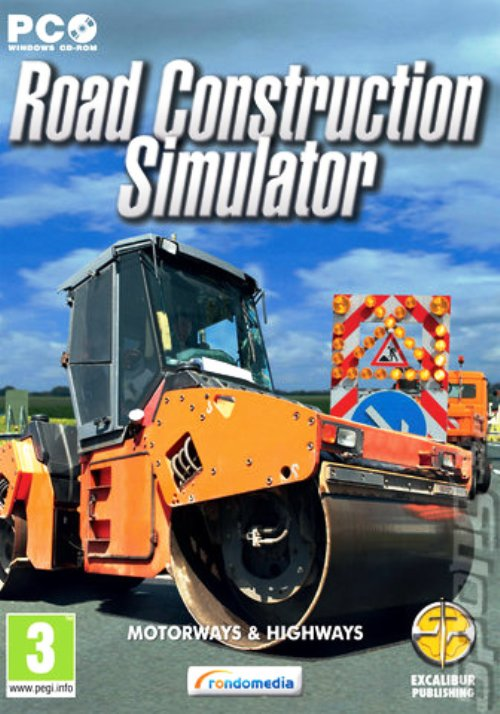 Road Construction Simulator  (2012/ENG/PORTABLE)