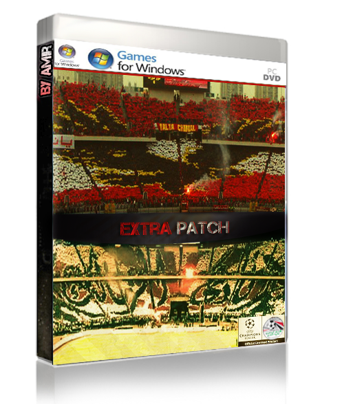 PES 2012 EXTRA PATCH v1 By Amir7