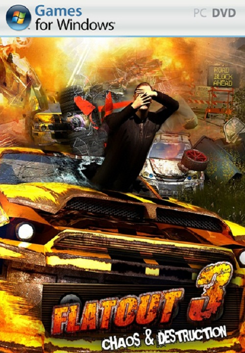 FlatOut 3: Chaos & Destruction + Update 4  (2011/ENG/REPACK/Sash HD)