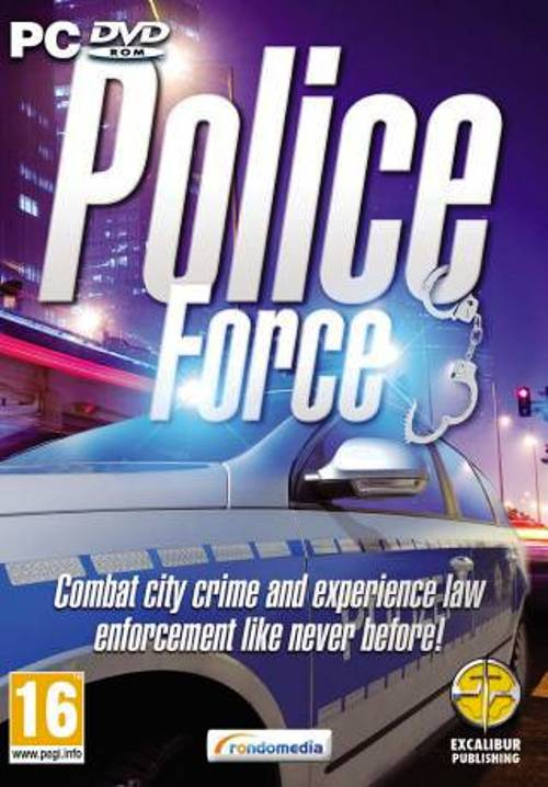 POLICE Force  (2012/ENG/PORTABLE)