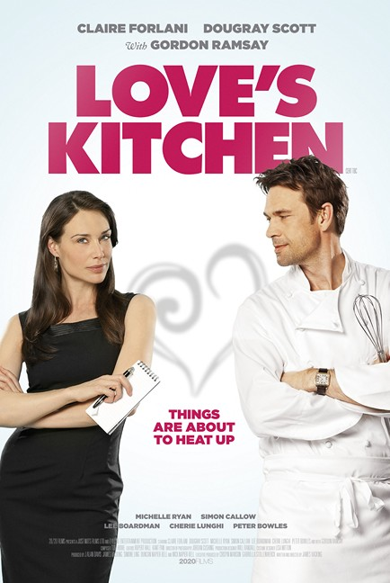 Love's Kitchen [TRUEFRENCH] [DVDRIP]
