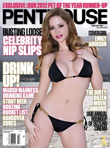 Penthouse USA – March (2012)