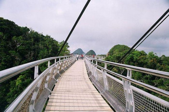 Sky Bridge w Malezji 13