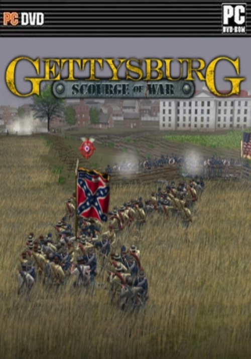 Scourge of War Gettysburg  (2011/ENG/PORTABLE)