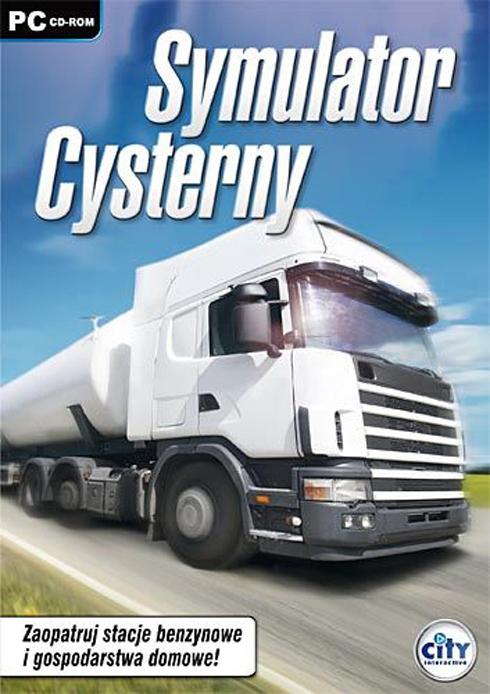 Tanker Truck Simulator 2011 / Symulator Cysterny  (ENG/FULL/JAGUAR)