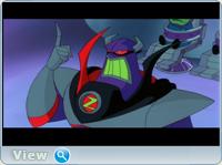 ��� ������ �� �������� �������: ����������� ���������� / Buzz Lightyear of Star Command: The Adventure Begins (2000) DVD5