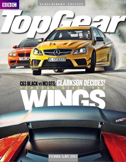 Top Gear Magazine UK – February (2012)