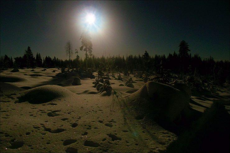 Zimowe krajobrazy 41