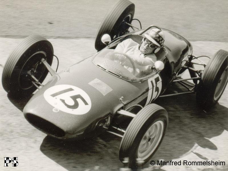 Fotos Espectaculares de Fórmula 1