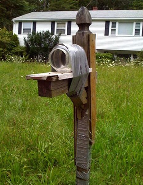 Oryginalne skrzynki pocztowe 11